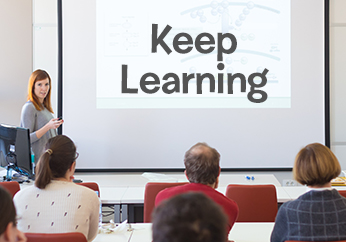 Keep Learning with Continuing Education