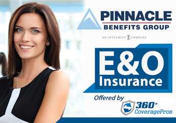 Pinnacle Benefits E&O Insurance