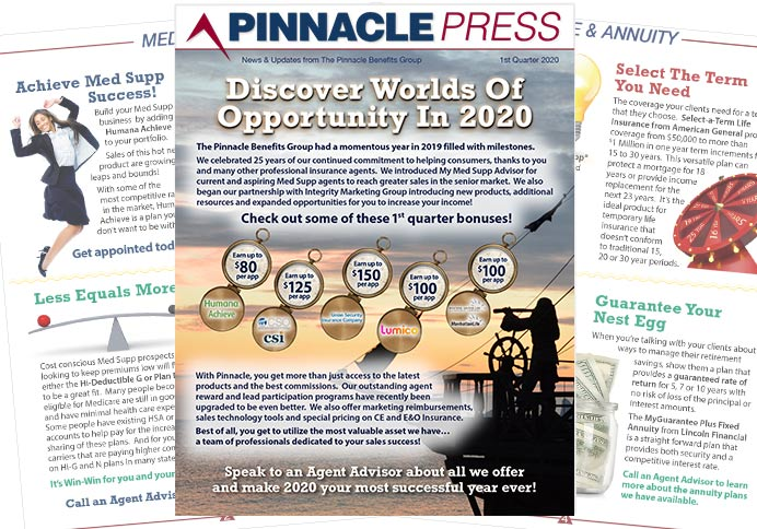 Pinnacle Benefits Newsletter
